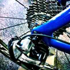 Shimano Dura-Ace Di2 - makes an amazing sound when operated!