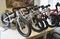 The range in our showroom!